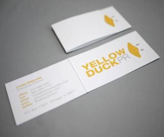 Card visit 18